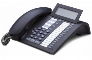 Siemens optiPoint 410 Economy Plus IP Phone
