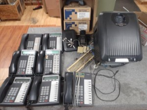 sell used toshiba phone system